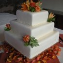 Granite Bakery Wedding Cake Utah Salt Lake City And