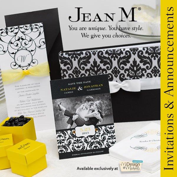 Jean m by carlson craft invitations north mankato mn for Carlson craft invitations discount