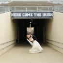 130x130 sq 1470492985978 007 navy gold notre dame nautical wedding photogra
