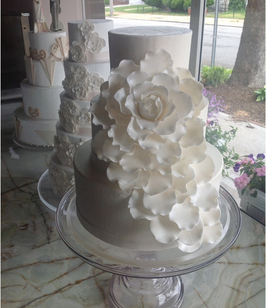 bake a wedding cake at home sugaree baking co wedding cake louis mo 11014