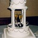 130x130 sq 1219592435931 champagnecake