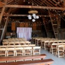 130x130 sq 1417722887254 lakes area rental rustic barn inside ceremony setu