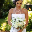 130x130 sq 1390609466624 great gatsby bride with all white vintage bouquet