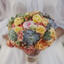 130x130 sq 1390610297736 mexican bridal bouquet succulents roses tuberose o