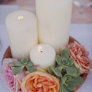 130x130 sq 1390610594848 mexican wedding centerpiece rose succulents candle