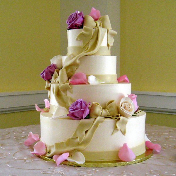 Wedding Cakes Claremont Ca