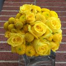 130x130 sq 1309975446210 amberl.bridesmaidbouquet