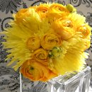 130x130 sq 1309977107114 summeryellowbouquet