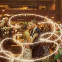 220x220 sq 1502910210 990c8c7dfc89b0e0 jaime wedding sparkler send off