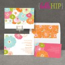 Hip Blossoms - Fresh - Invitation