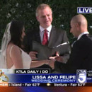 130x130 sq 1483385280495 wedding officiant on ktla1