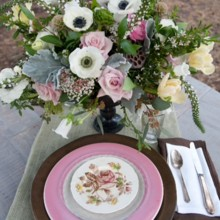 220x220 sq 1378912254431 styled shoot centerpiece
