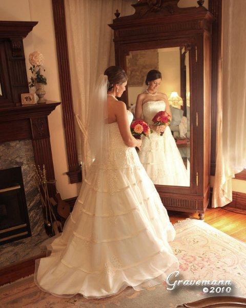 Outdoor Wedding Illinois: BEALL MANSION An Elegant Bed And Breakfast Inn