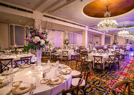 Omni hotel detroit wedding