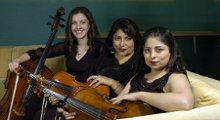 Amore String Trio photo