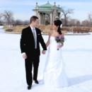 130x130 sq 1478800276094 wedding couple winter scene 5