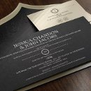 130x130 sq 1353107625240 weddinginvitationblackcloud9checkerboard