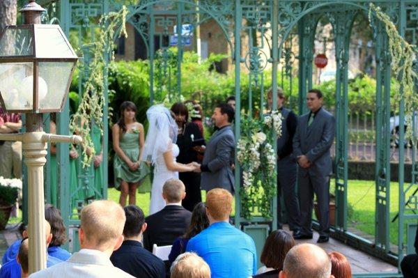 Marilyn Dennis Sorrento La Wedding Officiant