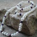 Purple Bridal Set