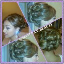 130x130 sq 1456275511470 bridal updo