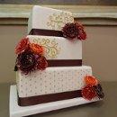 130x130 sq 1326226999677 autumncolorweddingfondantcake