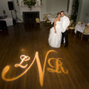 130x130 sq 1385808399590 gobo log on floor with couple jpe