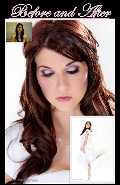 photo 2 of Stevee Danielle Hair and Make Up