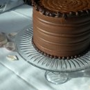 Chocolate Centerpiece Cake