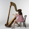 Classical and Celtic Harp mia theodoratus