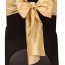 130x130 sq 1405108168241 champagne chair sashes crinkle taffeta