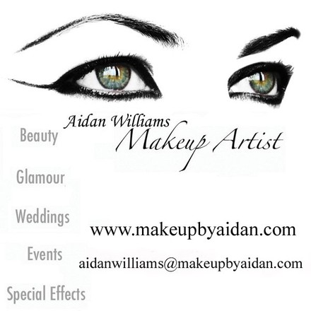Make-up by Aidan