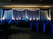 Elegant Event Lighting photo
