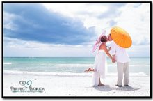 A Perfect Florida Beach Wedding photo
