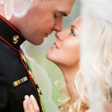 220x220 sq 1508050314729 military couple getting married