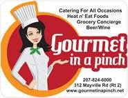 photo 1 of Gourmet in a Pinch - Western Maine's Full Service Catering Solution with Party Rentals