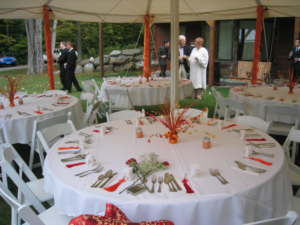 photo 6 of Gourmet in a Pinch - Western Maine's Full Service Catering Solution with Party Rentals