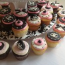 130x130 sq 1409578249958 chanel themed bridal shower cupcakes