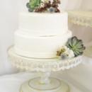 130x130 sq 1463075984684 vintage metal cake stand white 16 m 1