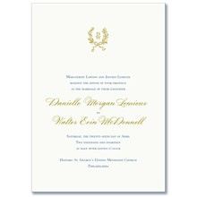 Vera Wang Fine Papers Invitations West Kennebunk Me