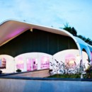 130x130 sq 1423352067583 view of lighted tent at patten wedding