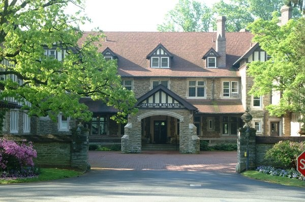 Woodcrest Mansion Catering At Cabrini College Venue