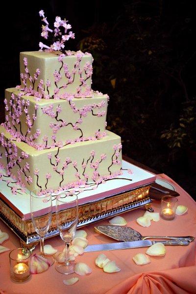 Cake Art Norcross Ga : Rebekah s Sweetart Cakes - Savannah, GA Wedding Cake