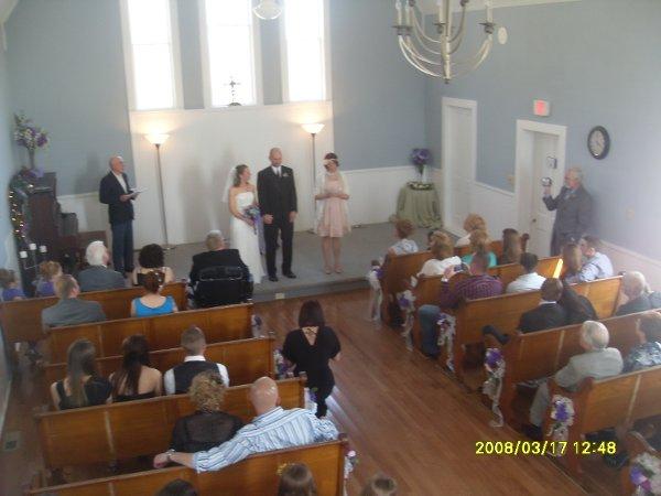 1335791528381 LaurenandJonathansceremony Omro wedding venue