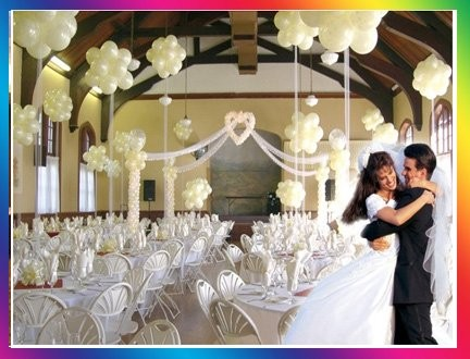 Tulsa wedding ministers balloon decor officiant for Wedding dress rental tulsa