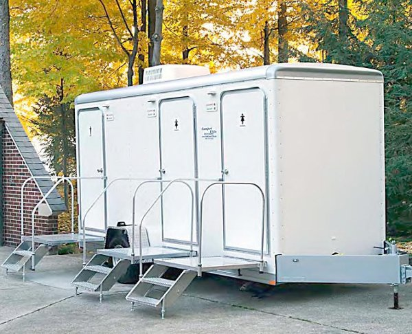 photo 6 of Elite Restroom Rentals