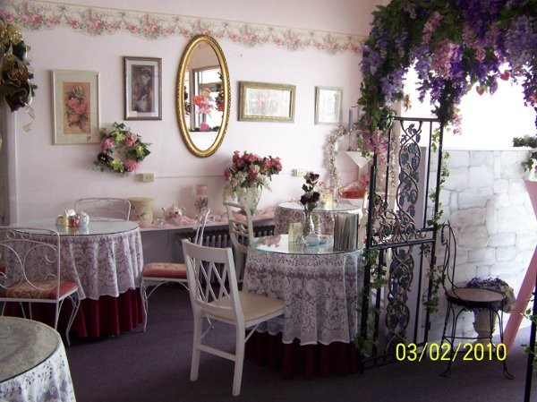 The Rose Garden Tea Room Unique Services Endicott Ny