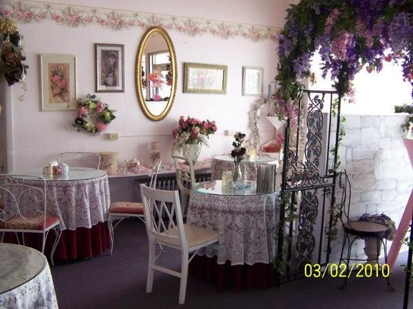 The Rose Garden Tea Room Unique Services Endicott Ny