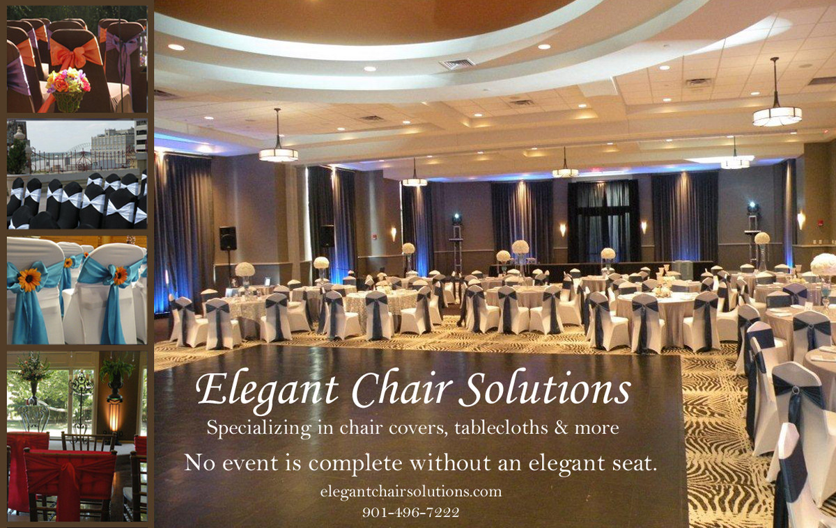 Elegant chair solutions event rentals memphis tn for Wedding dress rental memphis tn