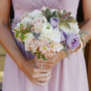 130x130 sq 1421953183227 maid of honor bouquet lav. blush ivory