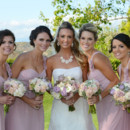 130x130 sq 1421953201338 bridal party bouquets lavender blush ivory